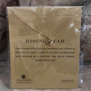 "Dogeared ""Rising Star"" Necklace NWOT - 2 LEFT!"